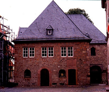 Die Synagoge in Worms
